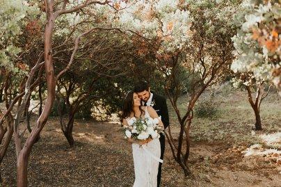 Tina & Brad Wedding